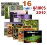 Koleksi 16 mini game 2010