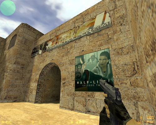 Portable Counter-Strike 1.6