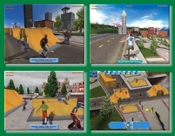 Skateboard park tycoon 2004