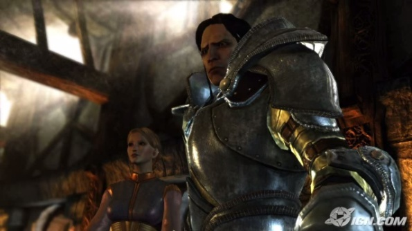 DRAGON AGE-Origins