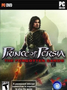 Portable Prince of Persia - The Forgotten Sands